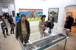 Kunstpalais Erlangen Ausstellungseröffnung Hajek 19. Januar 2011
