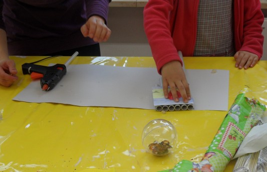 Workshop: Bau einer Panflöte