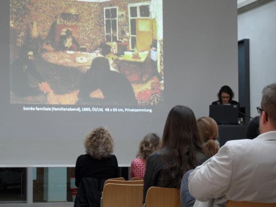 Vortrag der Emmy Noether-Nachwuchsgruppe