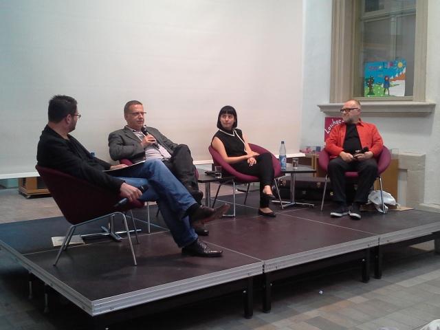 """Podiumsdiskussion zum Thema """"Sammler und Sammlungen hautnah"""" am Freitag, den 29.08.2014"""