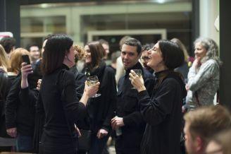 Besucherinnen im Gespräch, Foto: Erich Malter