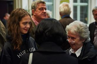 Bescucherinnen im Gespräch, Foto: Markus Faber