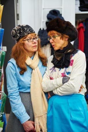 Lolita und Elena Kehler, Foto: Markus Faber