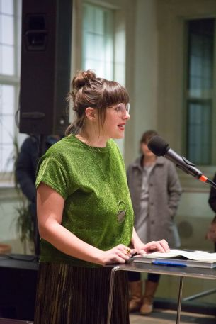 Amely Deiss, Leiterin des Kunstpalais, Foto: Claudia Holzinger