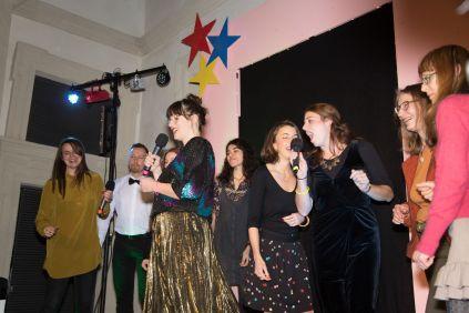 Das Kunstpalais-Team, Foto: Claudia Holzinger