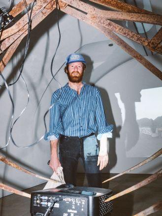 Alexandre Karaivanov (Künstler), Foto: Frédéric Schwilden