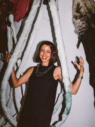 Jolanda Bozzetti (Kuratorin, Kunstpalais, Foto: Frédéric Schwilden