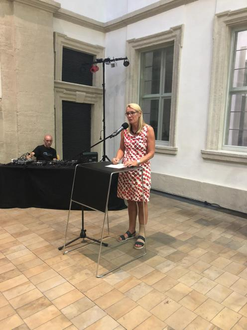 Anke Steinert-Neuwirth (Kulturreferentin der Stadt Erlangen), Foto: Milena Mercer