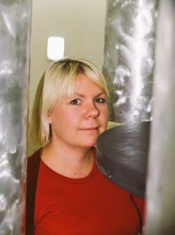 Claudia Holzinger (Künstlerin), Foto: Frédéric Schwilden