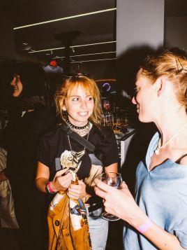 Eva Nüßlein und Anna Poetter (Künstlerinnen), Foto: Frédéric Schwilden