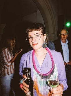 Amely Deiss (Leiterin des Kunstpalais), Foto: Frédéric Schwilden
