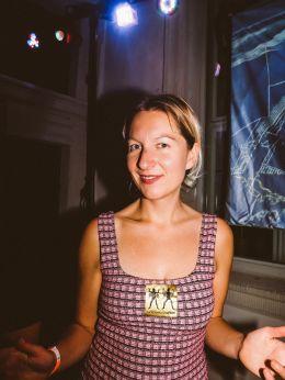 Lilly Urbat (Künstlerin), Foto: Frédéric Schwilden