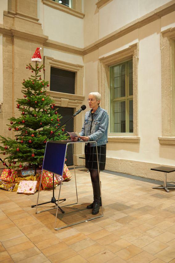 Anne Reimann, Leiterin des Kulturamts, Foto: Markus Faber