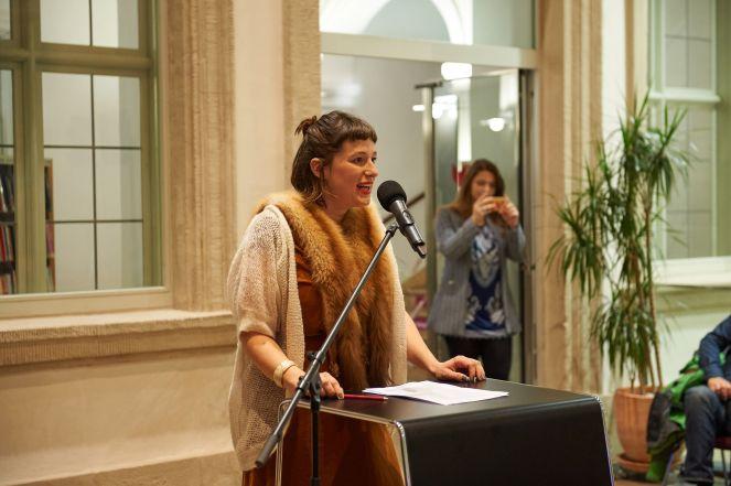 Amely Deiss, Leiterin des Kunstpalais, Foto: Markus Faber