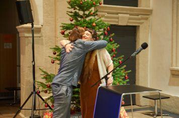 Julian Charrière und Amely Deiss, Foto: Markus Faber