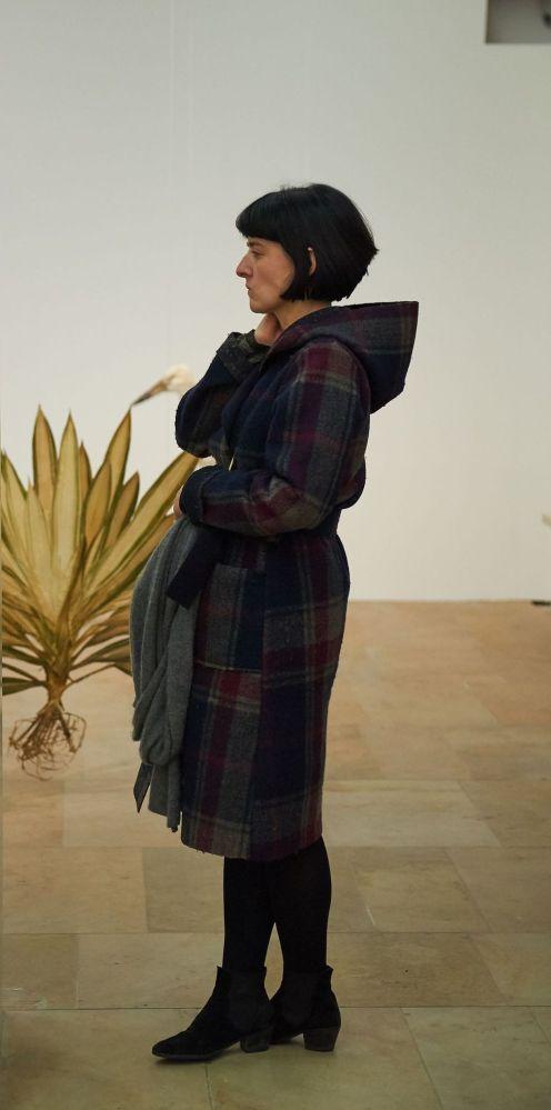 Ina Neddermeyer (Kuratorin und Leiterin der Abteilung Kunst, Zeppelin Museum Friedrichshafen), Foto: Markus Faber