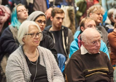 Gunhild Schweizer, Freundeskreis des Kunstpalais e.V., Foto: Markus Faber