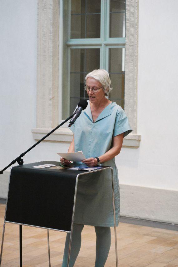 Anne Reimann, Leiterin des Kulturamts, Stadt Erlangen; Foto: Markus Faber