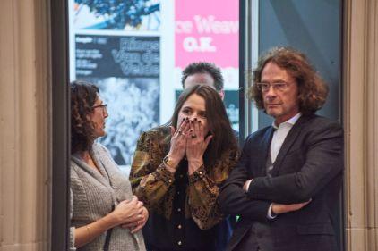 Milena Mercer, kommissarische Leiterin Kunstpalais, Foto: Markus Faber