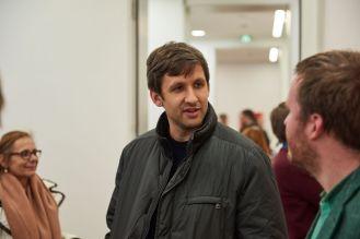 Milan Ther, Kunstverein Nürnberg, Foto: Markus Faber