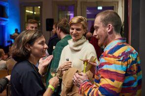 Heike Tonsun, Galerie Soy Capitán, Johanna Gräfling, sammlung FIEDE, Malte Kröger, Kunstpalais, Foto: Markus Faber