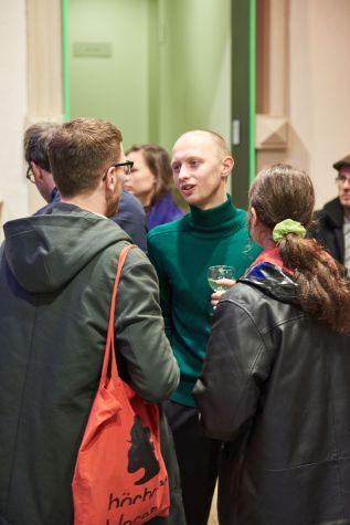 Gerrit Frohne-Brinkmann, Künstler, Foto: Markus Faber