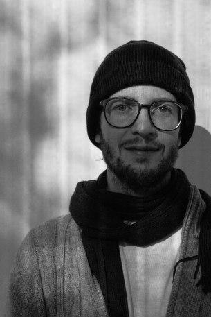 Andreas Greiner (in der, Künstler, Foto: Kimberly Banschbach